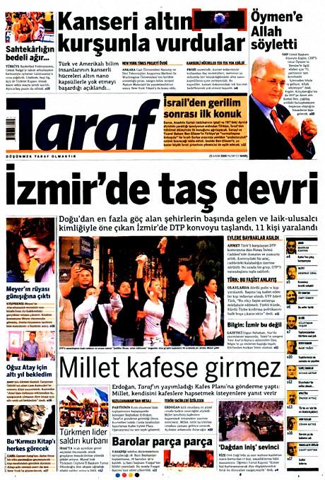 2009'un en iyi 10 gazete manşeti galerisi resim 6