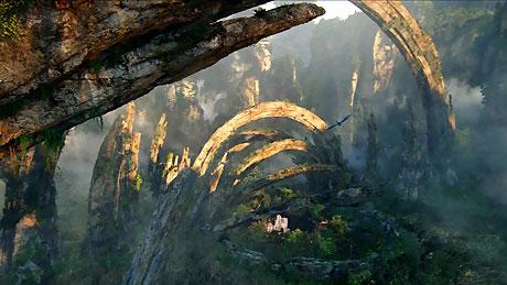 Avatar'dan nefes kesen kareler galerisi resim 16