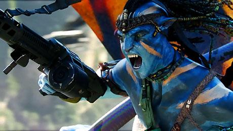 Avatar'dan nefes kesen kareler galerisi resim 19