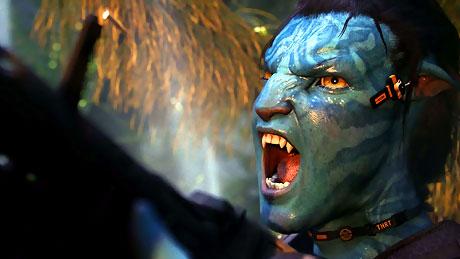 Avatar'dan nefes kesen kareler galerisi resim 7