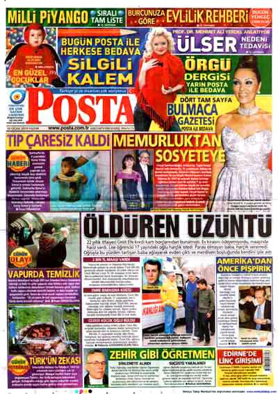 Hangi gazete neyi manşete çekti? galerisi resim 12