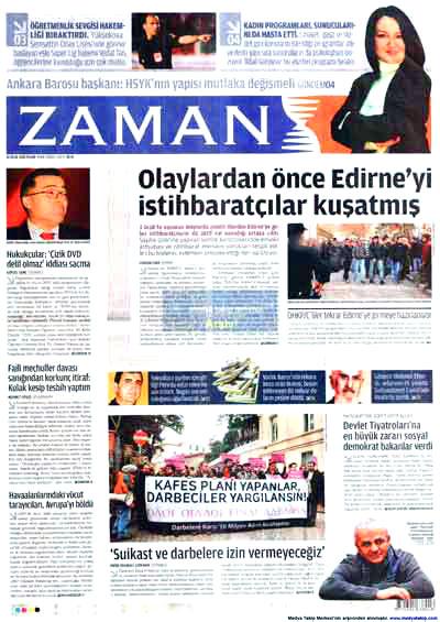 Hangi gazete neyi manşete çekti? galerisi resim 20