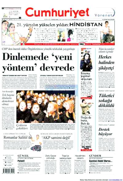 Hangi gazete neyi manşete çekti? galerisi resim 4