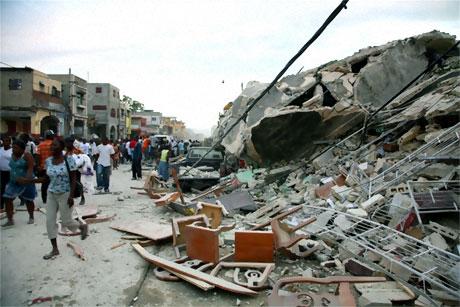 Haiti'de ölü sayısı 100 binleri bulabilir! galerisi resim 11