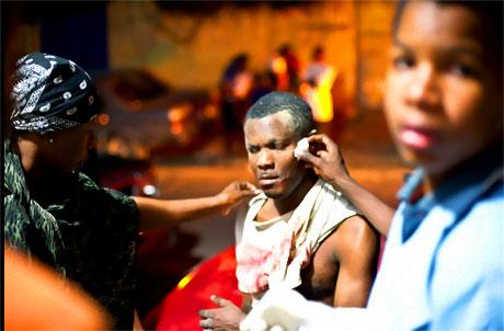 Haiti'de ölü sayısı 100 binleri bulabilir! galerisi resim 13