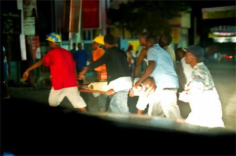 Haiti'de ölü sayısı 100 binleri bulabilir! galerisi resim 14