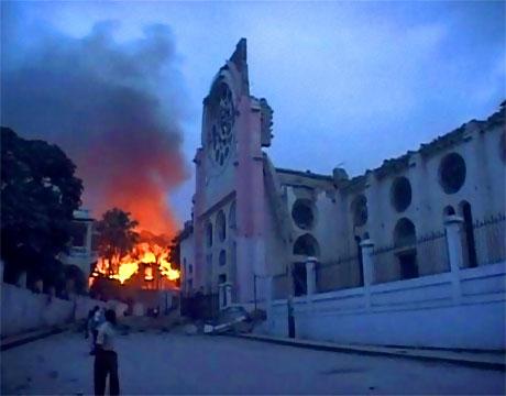 Haiti'de ölü sayısı 100 binleri bulabilir! galerisi resim 17