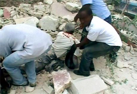 Haiti'de ölü sayısı 100 binleri bulabilir! galerisi resim 19