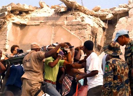 Haiti'de ölü sayısı 100 binleri bulabilir! galerisi resim 20