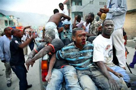Haiti'de ölü sayısı 100 binleri bulabilir! galerisi resim 4