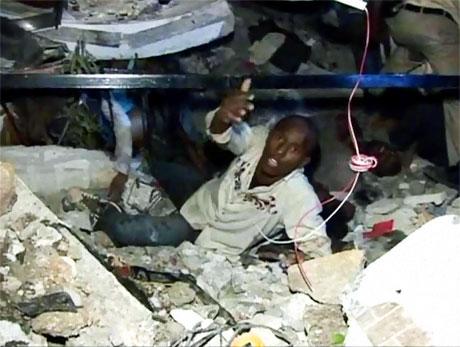 Haiti'de ölü sayısı 100 binleri bulabilir! galerisi resim 8