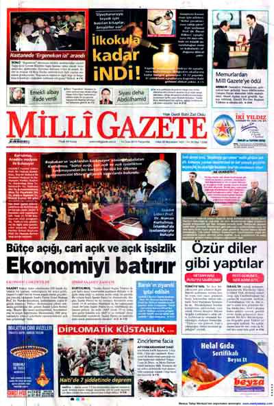 Türk basınında özür manşetleri! galerisi resim 10