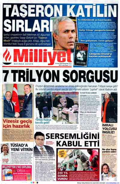 Türk basınında özür manşetleri! galerisi resim 11