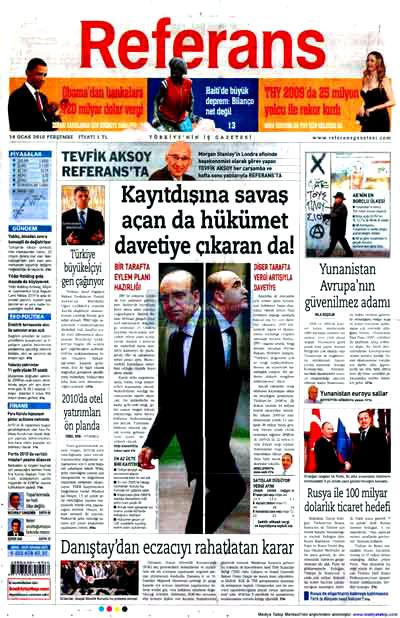 Türk basınında özür manşetleri! galerisi resim 14