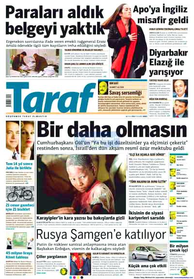 Türk basınında özür manşetleri! galerisi resim 17
