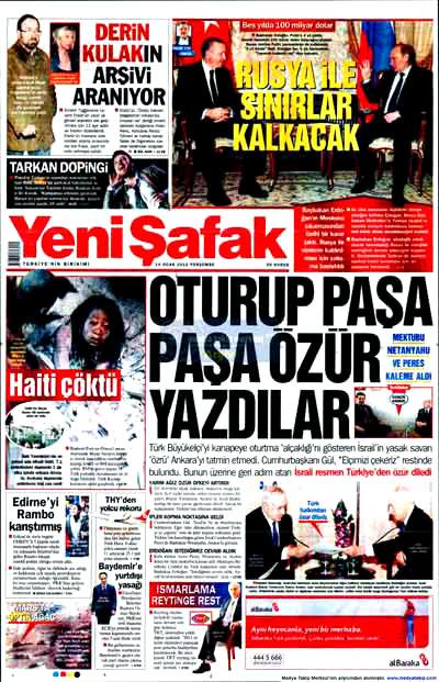 Türk basınında özür manşetleri! galerisi resim 18