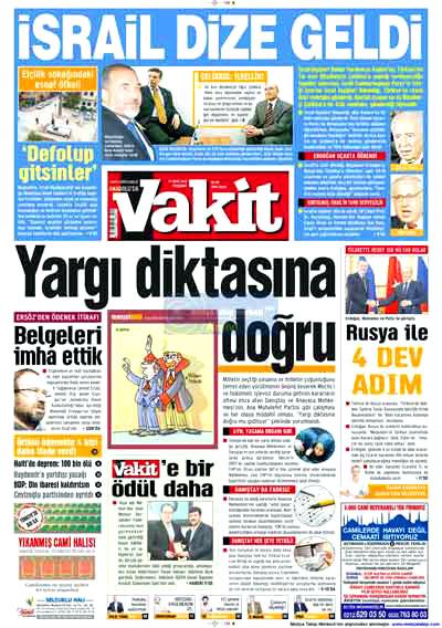 Türk basınında özür manşetleri! galerisi resim 19