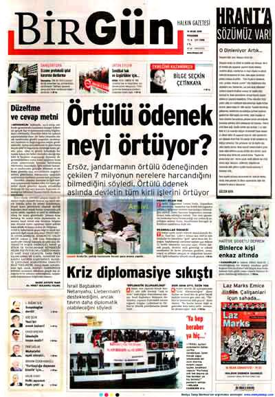 Türk basınında özür manşetleri! galerisi resim 2
