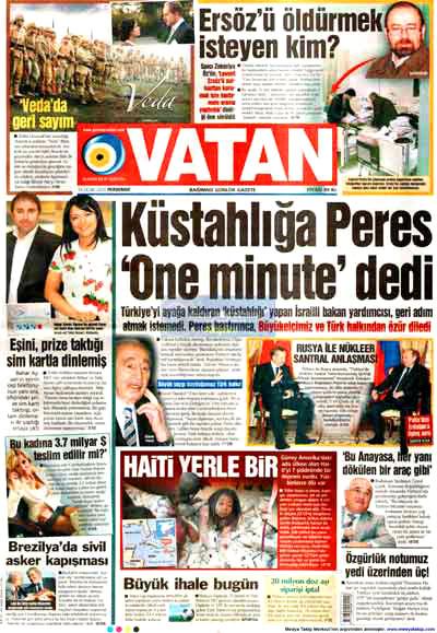 Türk basınında özür manşetleri! galerisi resim 20