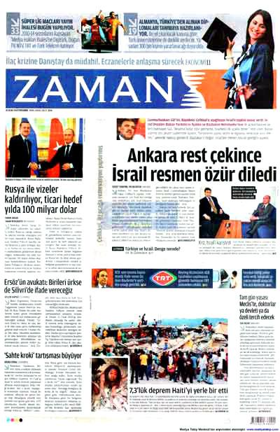 Türk basınında özür manşetleri! galerisi resim 22