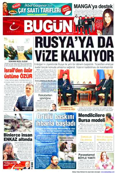 Türk basınında özür manşetleri! galerisi resim 3