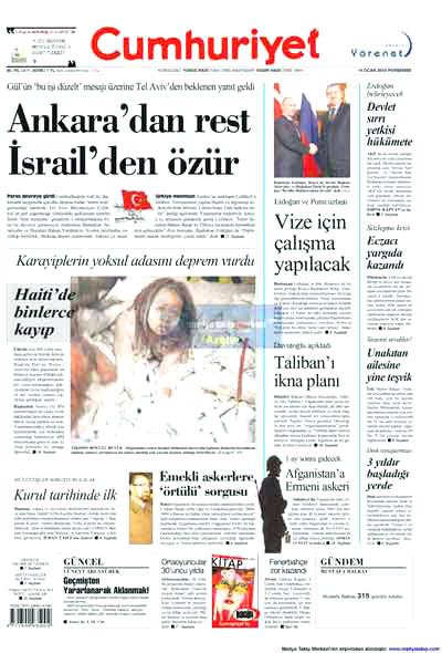 Türk basınında özür manşetleri! galerisi resim 4