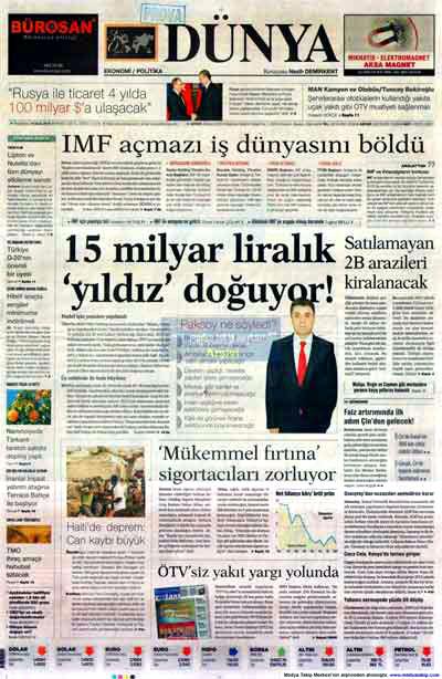 Türk basınında özür manşetleri! galerisi resim 5