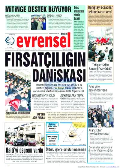 Türk basınında özür manşetleri! galerisi resim 6