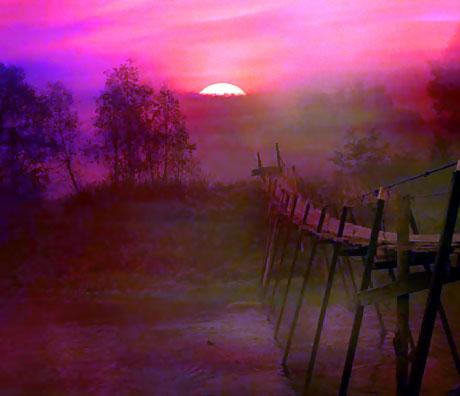 Gün batar, yeniden doğmak için galerisi resim 13