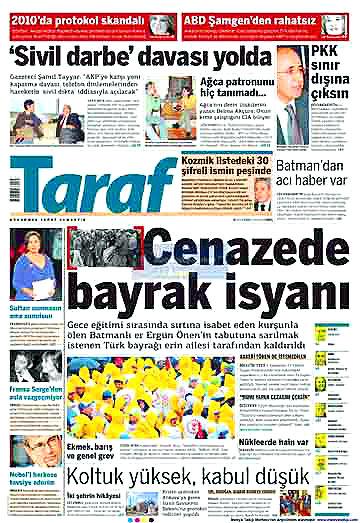 Taraf'dan AK Parti'yi şoke edecek iddia galerisi resim 1