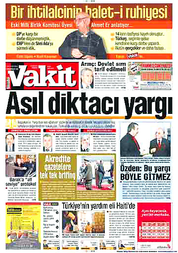 Taraf'dan AK Parti'yi şoke edecek iddia galerisi resim 13