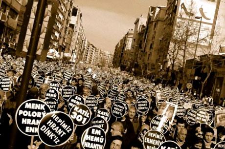 Hrant için!  Adalet için! galerisi resim 15