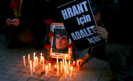 Hrant için!  Adalet için! galerisi resim 2