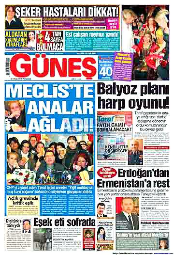 Darbeyi görmeyen tek gazete! galerisi resim 11