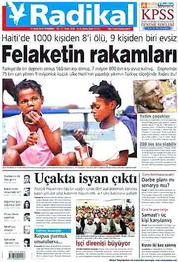 Darbeyi görmeyen tek gazete! galerisi resim 12