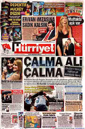 Darbeyi görmeyen tek gazete! galerisi resim 2
