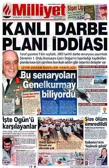 Darbeyi görmeyen tek gazete! galerisi resim 3