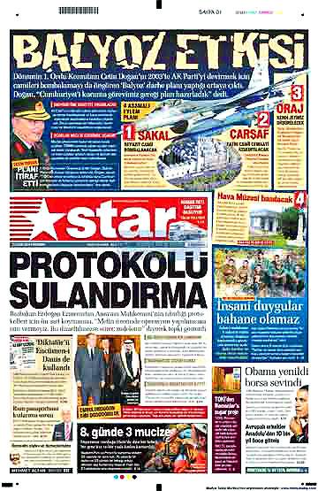 Darbeyi görmeyen tek gazete! galerisi resim 5