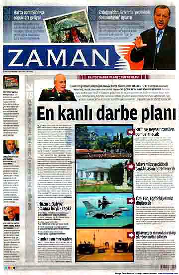 Darbeyi görmeyen tek gazete! galerisi resim 6