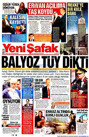 Darbeyi görmeyen tek gazete! galerisi resim 7