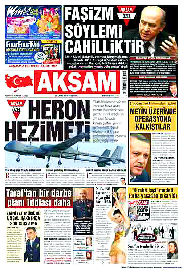 Darbeyi görmeyen tek gazete! galerisi resim 9