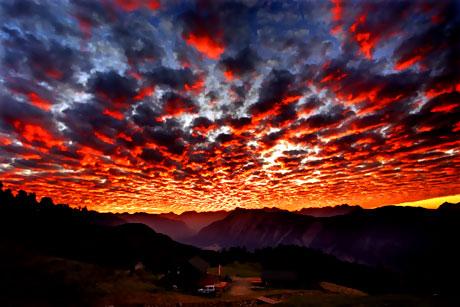 Doğadan muhteşem görüntüler galerisi resim 13