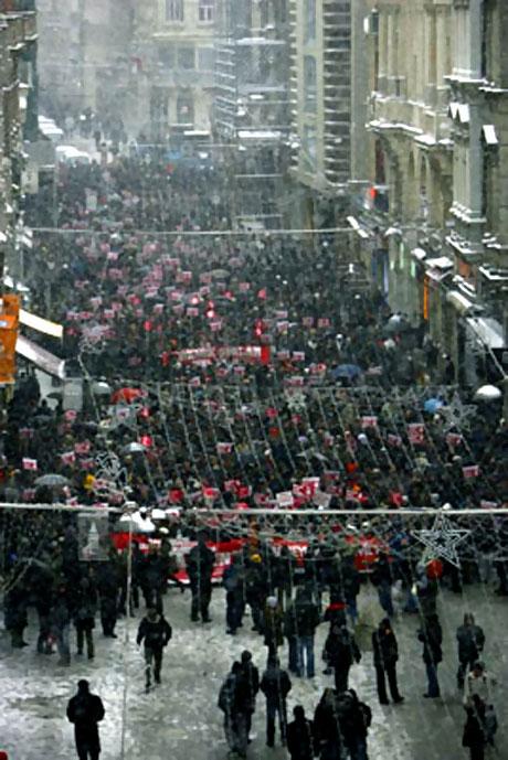 Yurt genelinden darbe karşıtı gösteriler galerisi resim 14