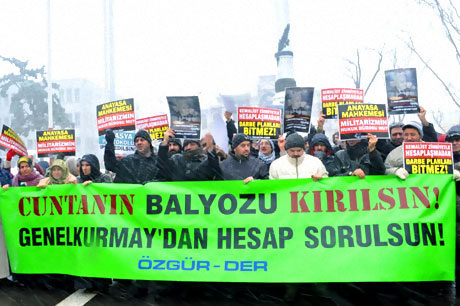 Yurt genelinden darbe karşıtı gösteriler galerisi resim 17