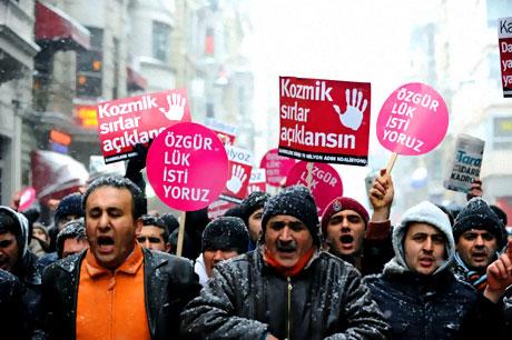 Yurt genelinden darbe karşıtı gösteriler galerisi resim 2