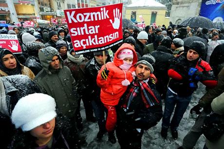 Yurt genelinden darbe karşıtı gösteriler galerisi resim 20