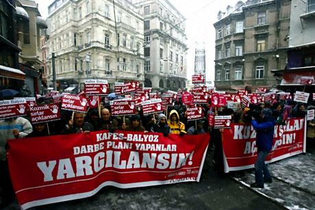 Yurt genelinden darbe karşıtı gösteriler galerisi resim 23