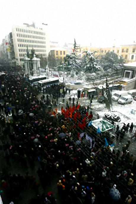 Yurt genelinden darbe karşıtı gösteriler galerisi resim 24