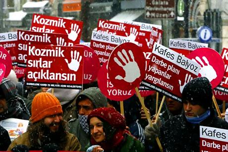 Yurt genelinden darbe karşıtı gösteriler galerisi resim 25