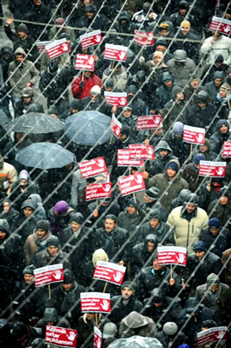 Yurt genelinden darbe karşıtı gösteriler galerisi resim 27